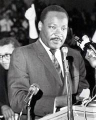 MLK at Mason Temple, April 3, 1968
