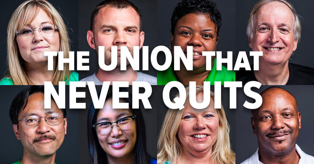 The Union That Never Quits