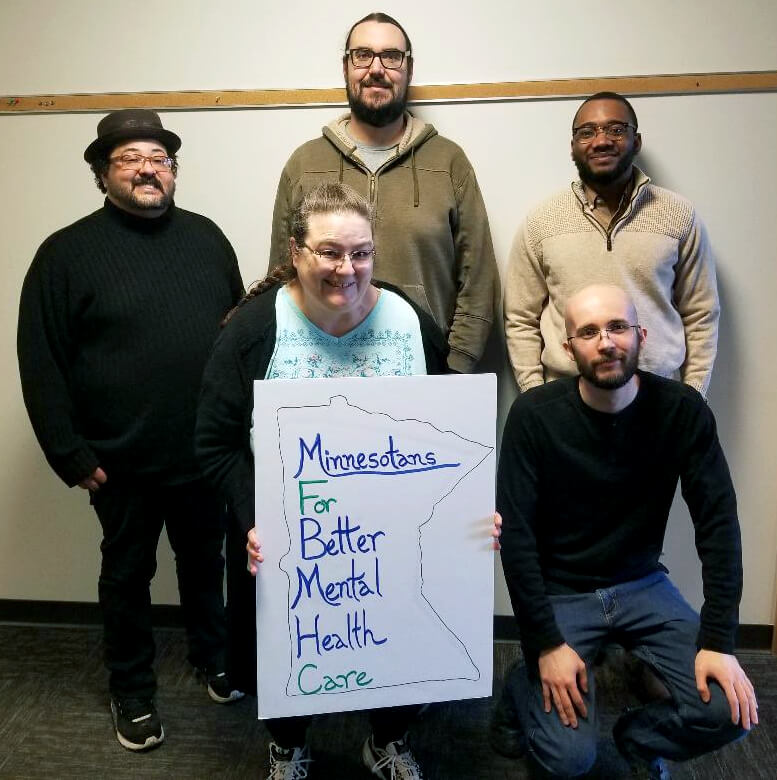 MN Behavioral Health Members Find Community Online, Build Union Strength