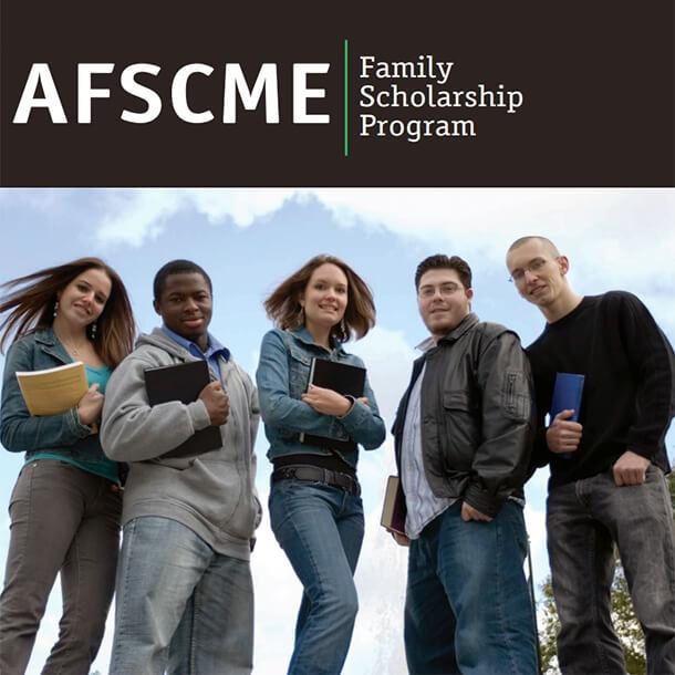 AFSCME Family Scholarships Awarded for 2017