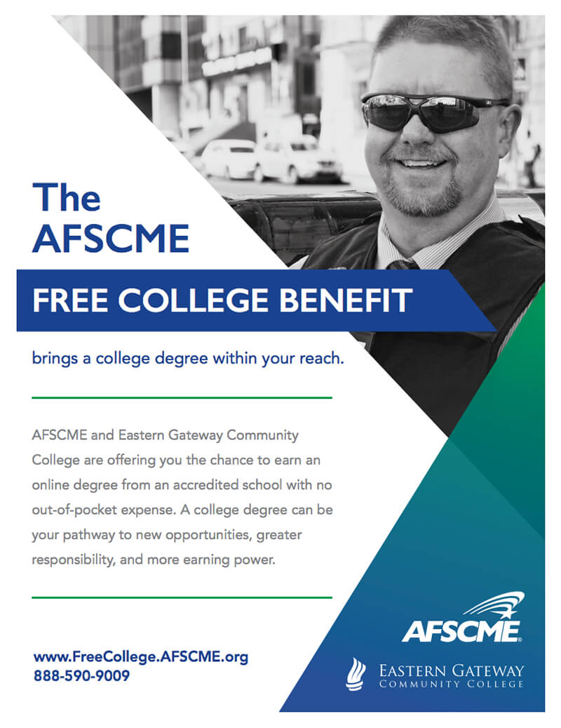 Successful Organizing and AFSCME's Free College Benefit: A Winning Combination