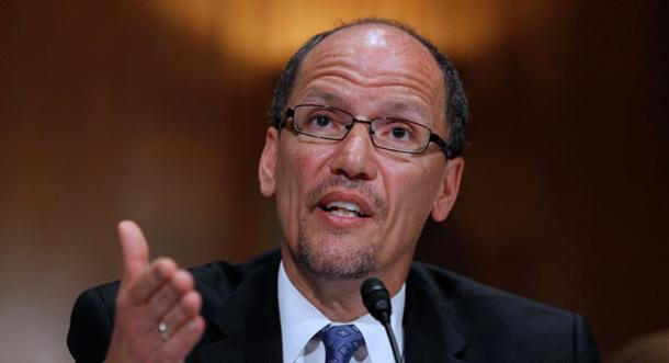 Labor Secretary: 'Turn Up the Volume on Worker Voice'