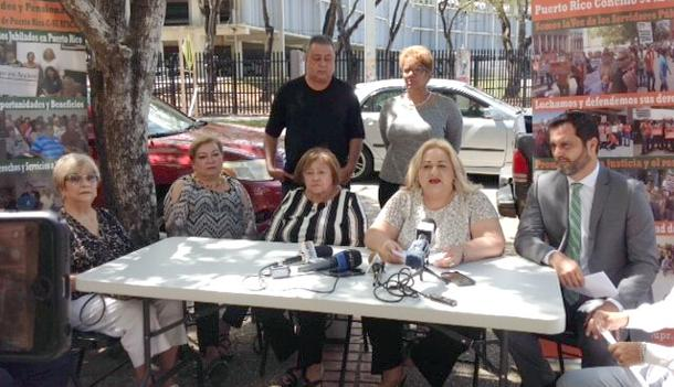 Puerto Rico Members Fight Pension Cuts in Court