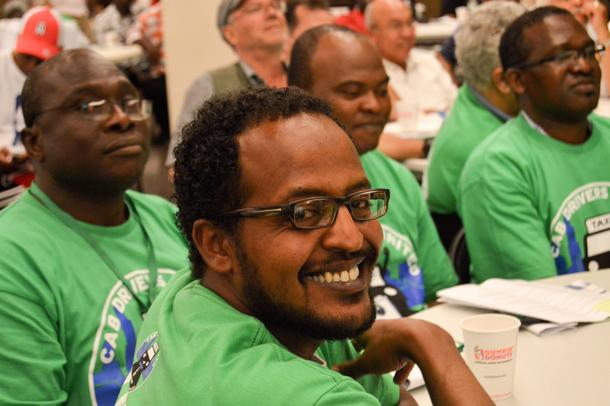 Cab Drivers United/AFSCME Local 2500 Makes History