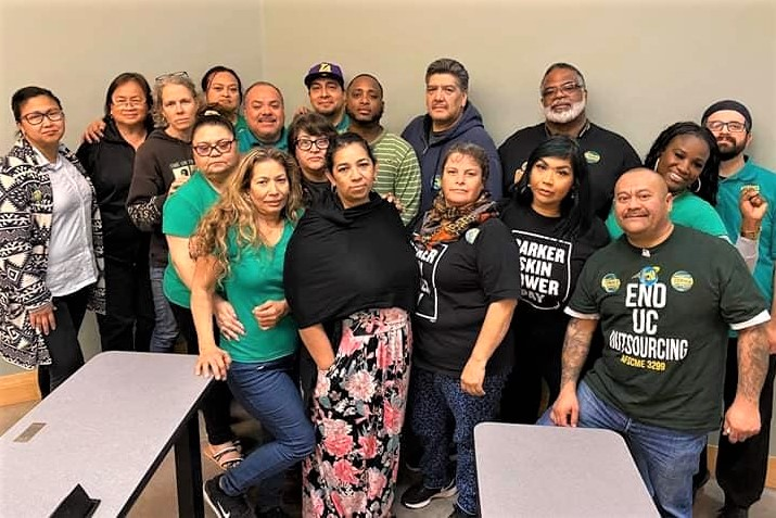 With UC Patient Care Agreement, Local 3299 Workers Notch Historic Victory